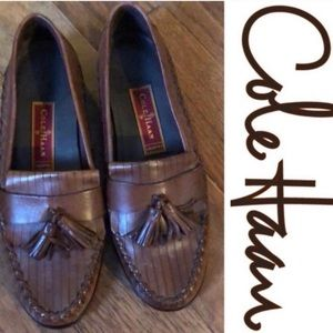 Cole Haan weathered loafers Size 6.5